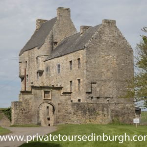 Lallybroch ( Midhope Castle) Outlander tours