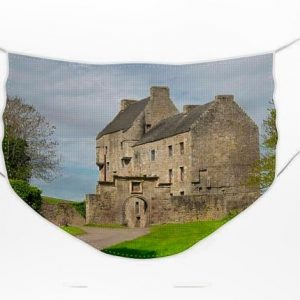 Lallybroch one Fashion face mask