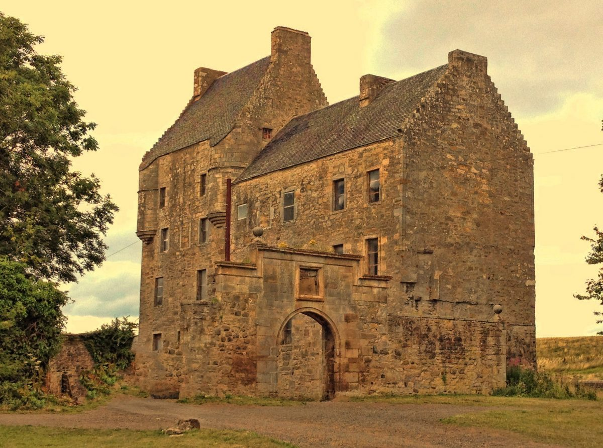 five Scottish castles tour